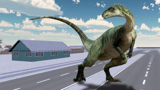 Dino World Dinosaur Simulator screenshot 2