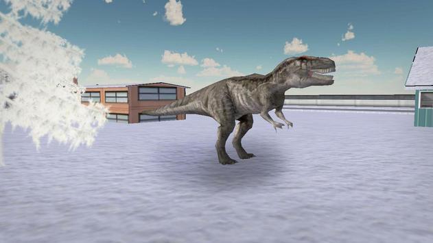 Dino World Dinosaur Simulator screenshot 3