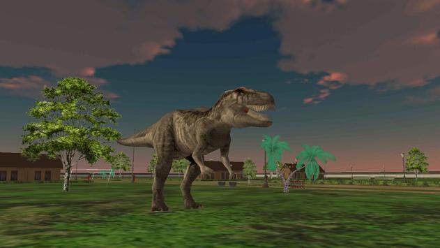 Jurassic Dinosaur T- Rex screenshot 2