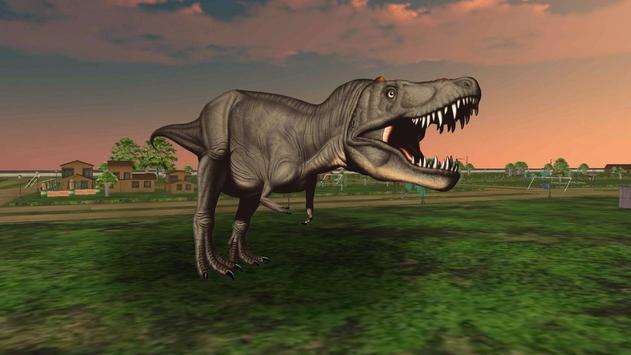 Jurassic Dinosaur T- Rex screenshot 4