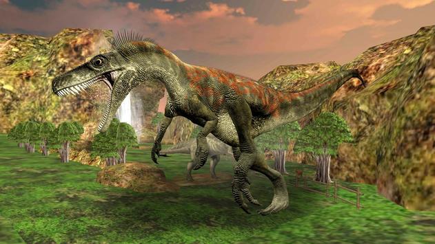 Jurassic Dinosaur T- Rex screenshot 6