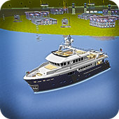 Miami Cruise Ship Simulator icon