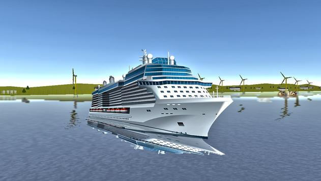 Miami Cruise Ship Simulator screenshot 4