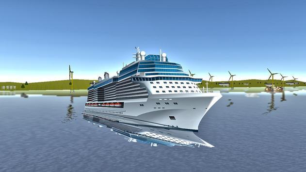 Miami Cruise Ship Simulator apk screenshot