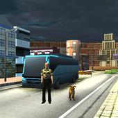 Police Bus Simulator 2017 icon