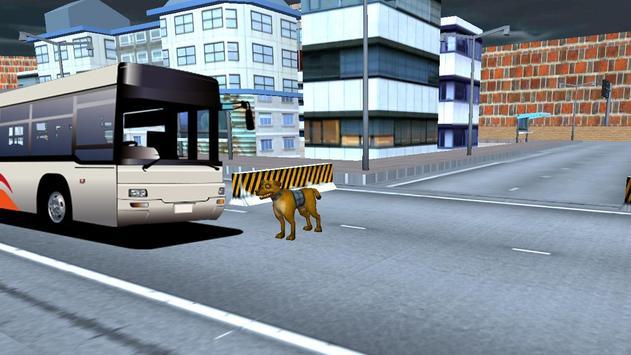 Police Bus Simulator 2017 screenshot 2
