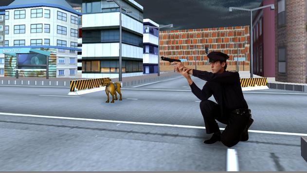 Police Bus Simulator 2017 screenshot 4