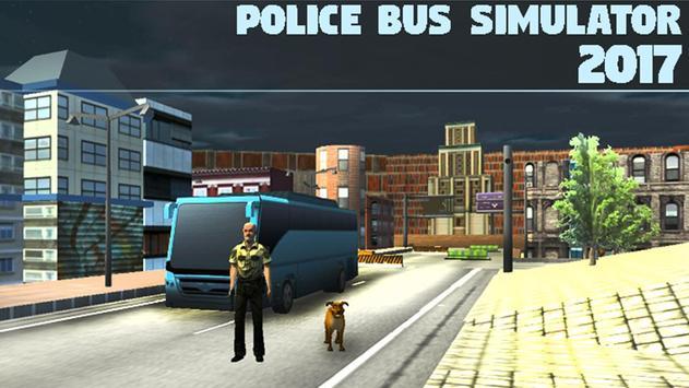 Police Bus Simulator 2017 screenshot 5