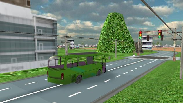Real City Bullet Bus Simulator screenshot 3