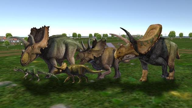 Real Dinosaur Simulator 2017 screenshot 1