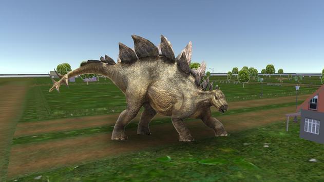 Real Dinosaur Simulator 2017 screenshot 2
