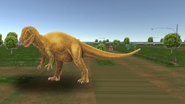 Real Dinosaur Simulator 2017 screenshot 9