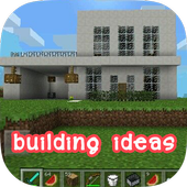 Building Ideas MCPE HOUSE MOD icon