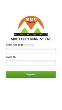 MBC Fleets - Clients screenshot 1