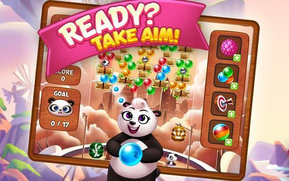 Panda Pop - Bubble Shooter Game. Blast, Shoot Free apk screenshot