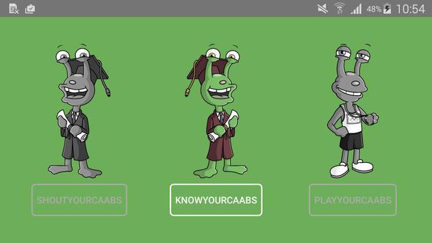 CAABS screenshot 3