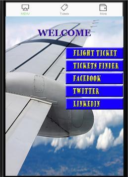 Watch Flight Ticket poster