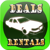 Car Rental Deals icon