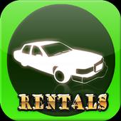 Car Rentals icon