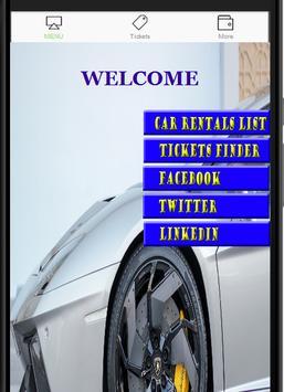 Car Rentals poster