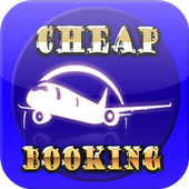 Cheap Flight Booking icon