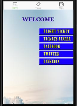 Flight Booking Tracker apk screenshot