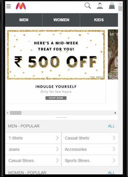 India Online Shopping Sites apk screenshot