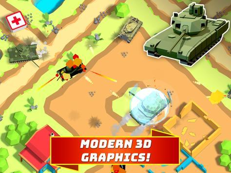 Tanks.io apk screenshot