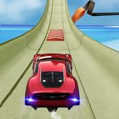 Amazing Car Racing Real Stunt icon