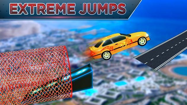 Amazing Car Racing Real Stunt poster