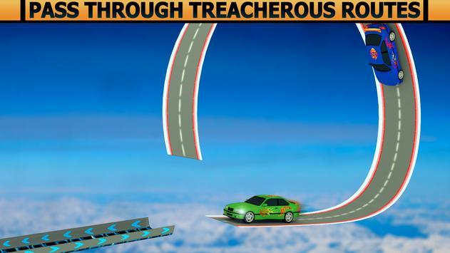Amazing Car Racing Real Stunt apk screenshot