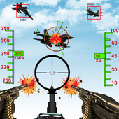 Anti Aircraft Attack: Jet War icon