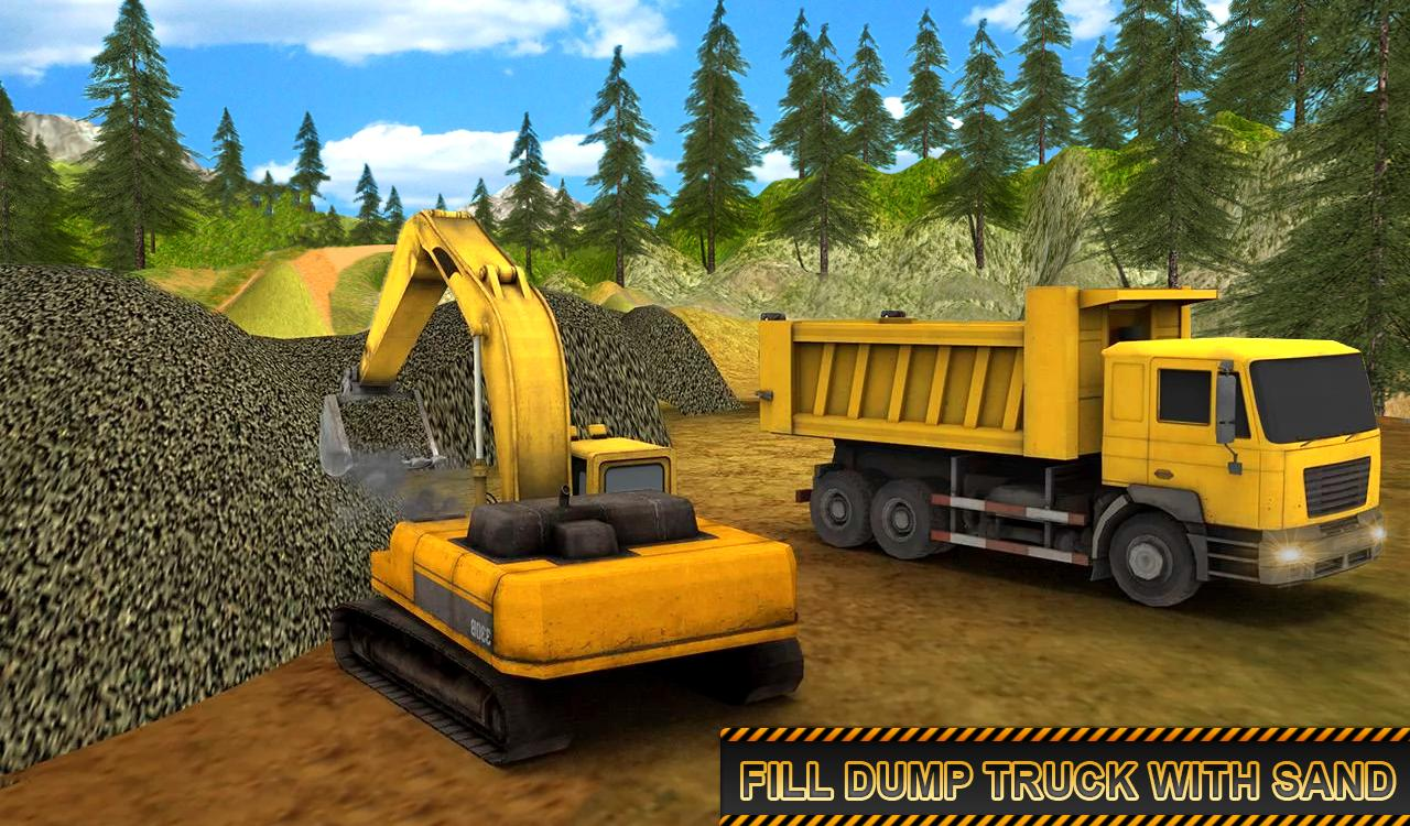 Road Builder Construction : Simulator Games for Android