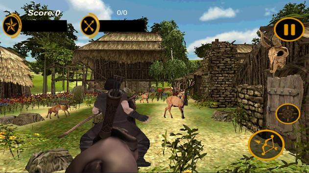 Crazy Archery Deer Hunt apk screenshot