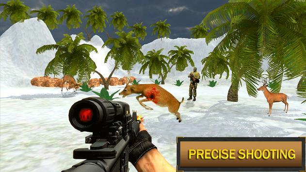 Deer Hunting Shooting Sniper Attack apk screenshot