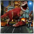 Dino Hunting City Attack Mayhem Dinosaur Game 2020