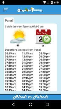 Goychim Ferry - Goa screenshot 3