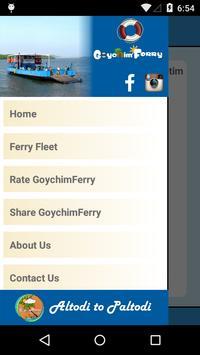 Goychim Ferry - Goa screenshot 4