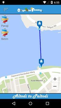 Goychim Ferry - Goa screenshot 5