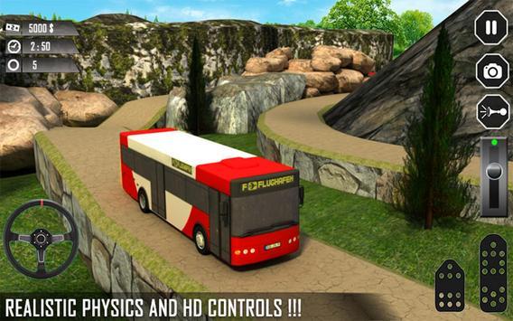 Off-Road Bus Driver 2016 apk screenshot