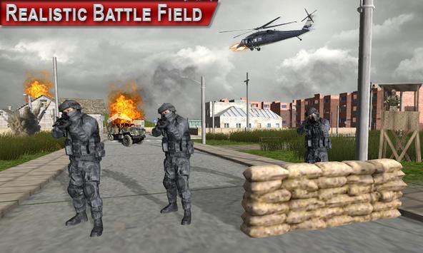 Modern Commando Action Games apk screenshot
