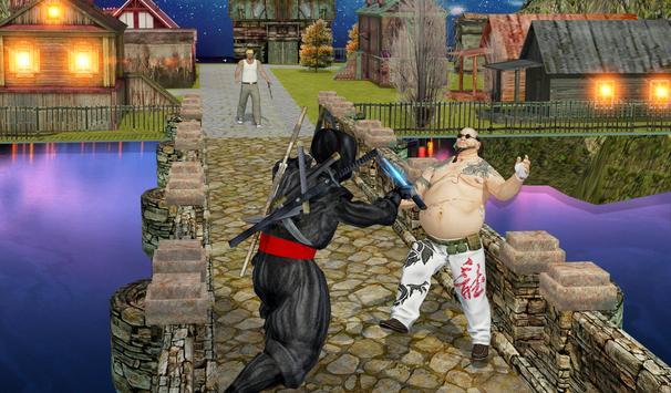 Ninja Assassin Fighting Shadow Survival Challenge screenshot 9