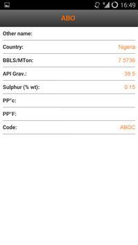 SGS OGC DataPro screenshot 2