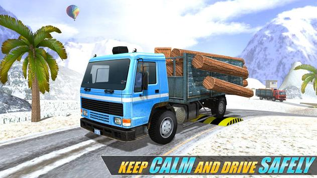 Indian Real Cargo Truck Driver screenshot 5