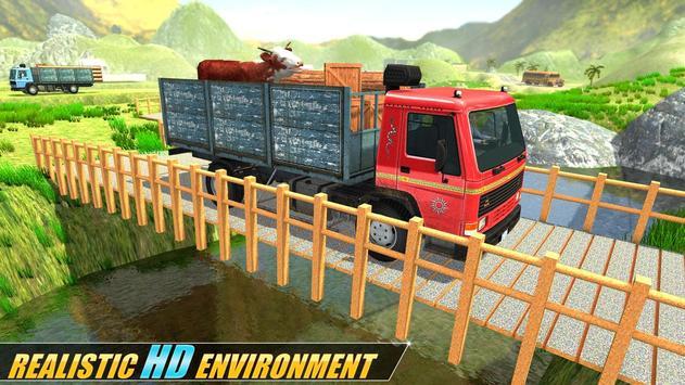 Indian Real Cargo Truck Driver screenshot 16