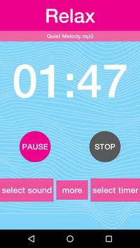 Relax - Calm your mind apk screenshot