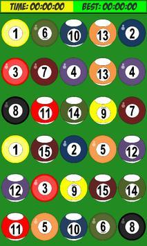 Billiard Puzzle Flash. apk screenshot