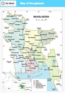Map of Bangladesh for Android - APK Download