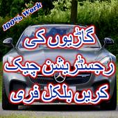 Vehicle Verification Punjab and Sindh icon