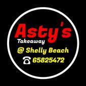 Asty's Takeaway icon